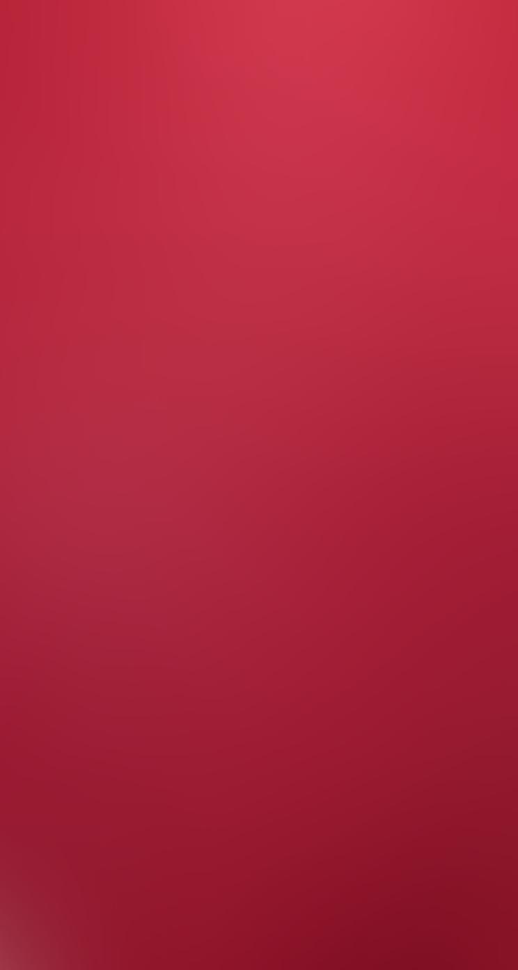 赤のベタ塗り iPhone6壁紙