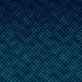 グリーン・サークル iPhone6壁紙