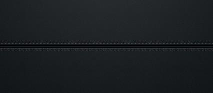 ブラックレザー Android壁紙
