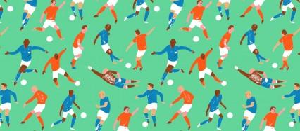 マリメッコ サッカー Android壁紙