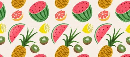 マリメッコ フルーツ Android壁紙