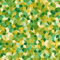 緑のキューブ iPhone6壁紙