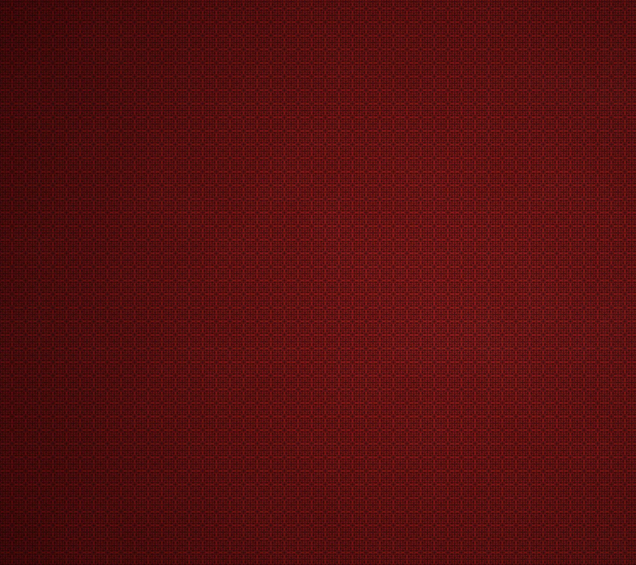 赤の幾何学模様 Android壁紙