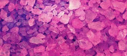 ピンクの鉱石 Android壁紙