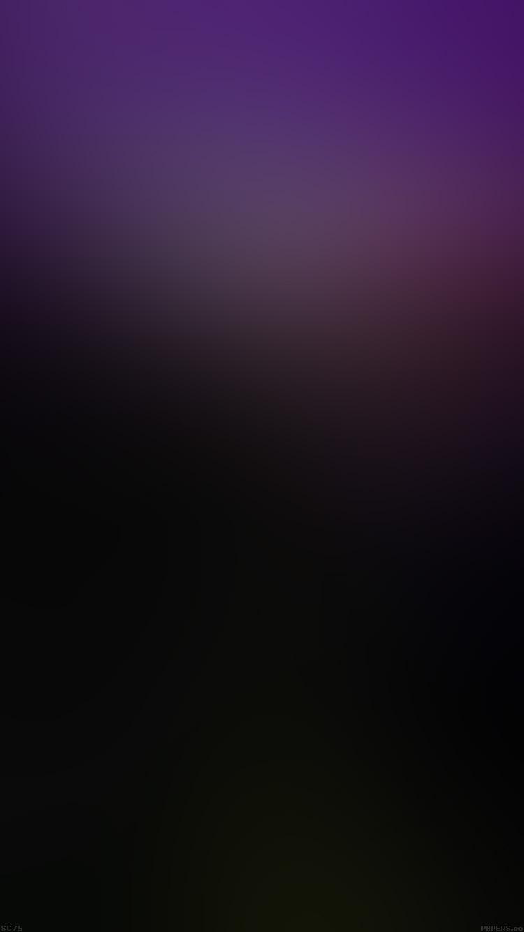 ダーク・パープル iPhone6壁紙