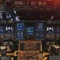 飛行機の操縦席 iPhone6 壁紙
