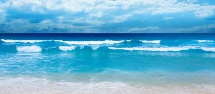 綺麗なビーチ Android壁紙