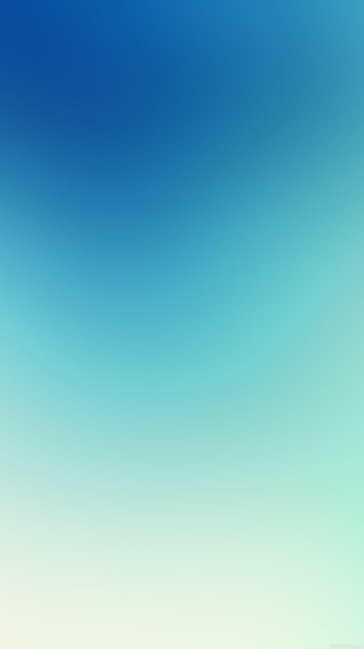 アクアブルー iPhone6 壁紙
