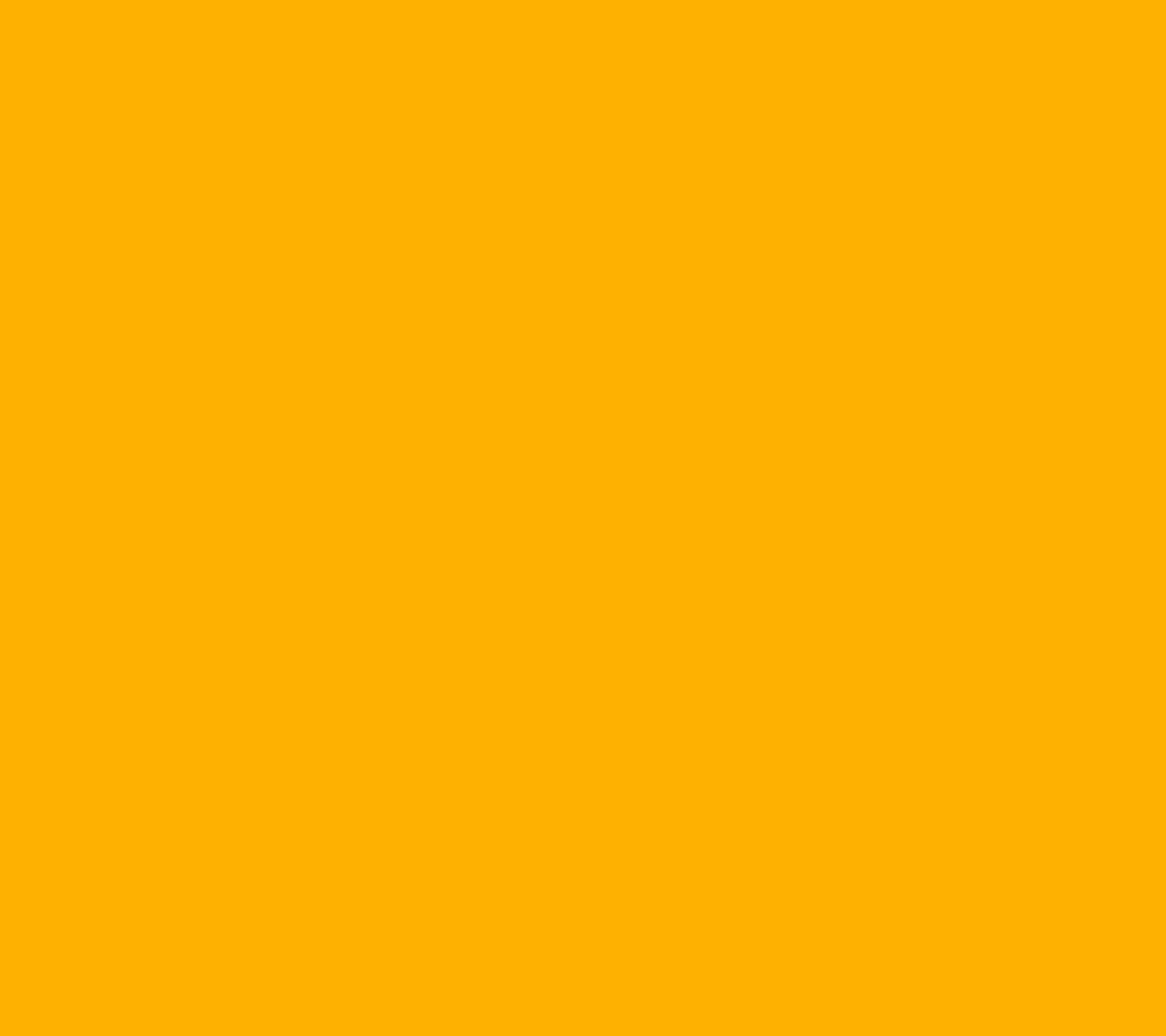 濃い黄色 Android壁紙