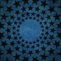 らせん状の星 iPhone6壁紙