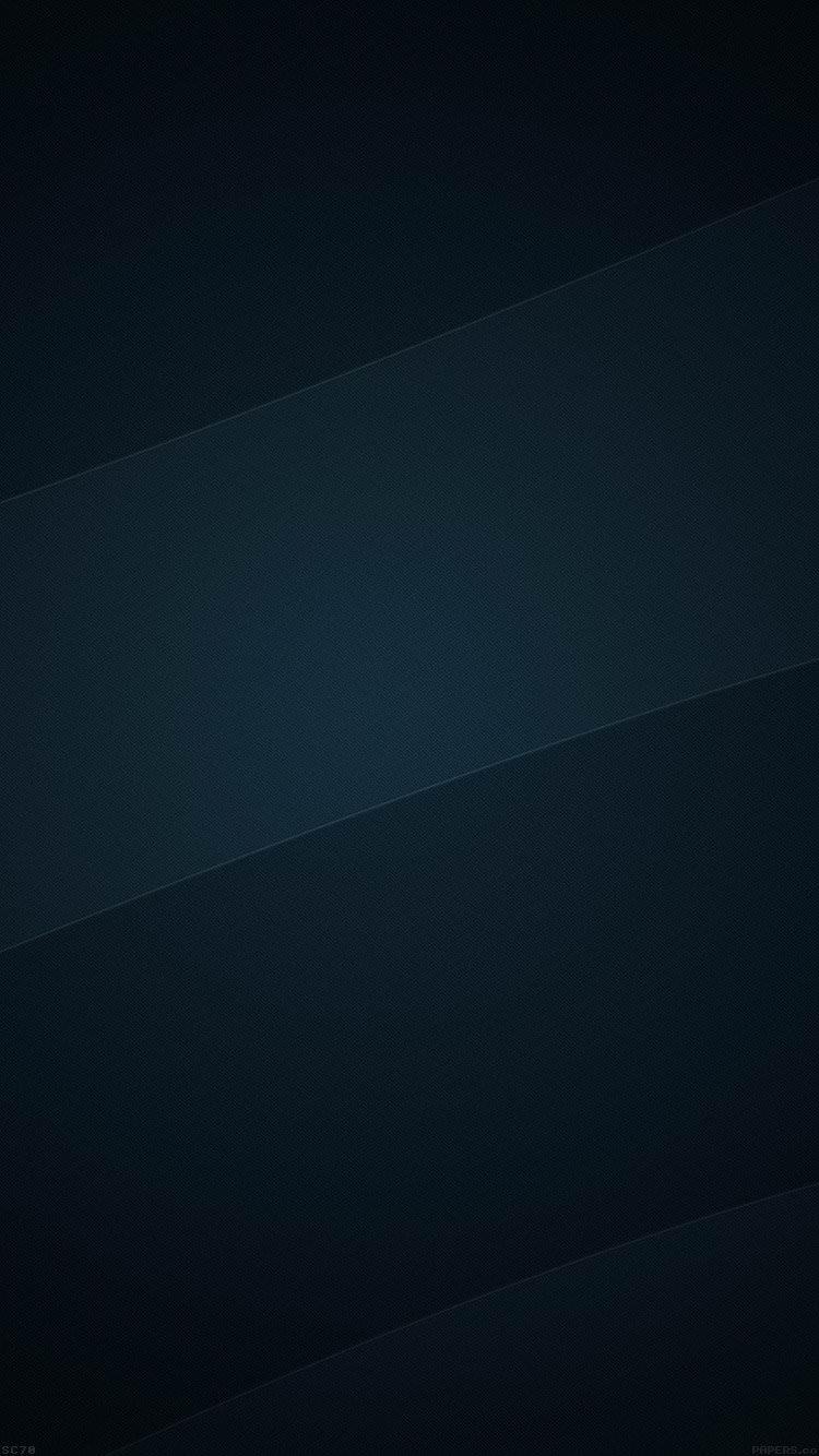 濃紺のボーダー iPhone6 壁紙