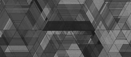 三角形の集合体 iPhone6壁紙