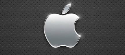 かっこいい黒のレザー iPhone6壁紙