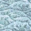 波の模様 iPhone6壁紙
