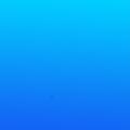 鮮やかな青のグラデーション iPhone6壁紙