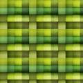 緑のポップな格子 iPhone6壁紙
