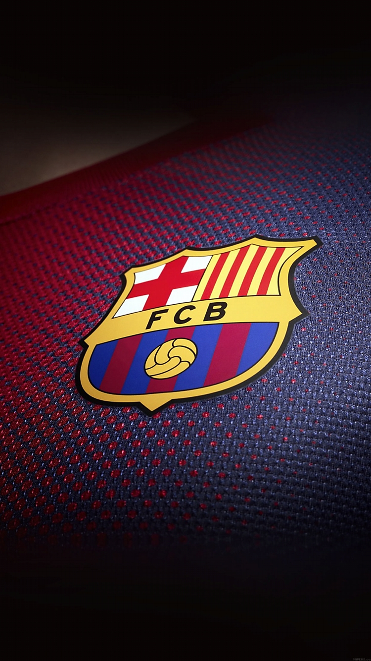 FC Barcelona iPhone6壁紙