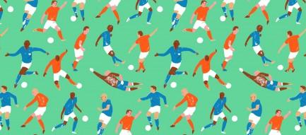 マリメッコ サッカー Android壁紙(2160x1920)