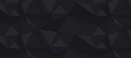 かっこいい黒のポリゴン iPhone6壁紙