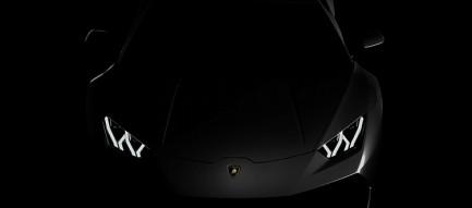 黒いスポーツカー iPhone6壁紙