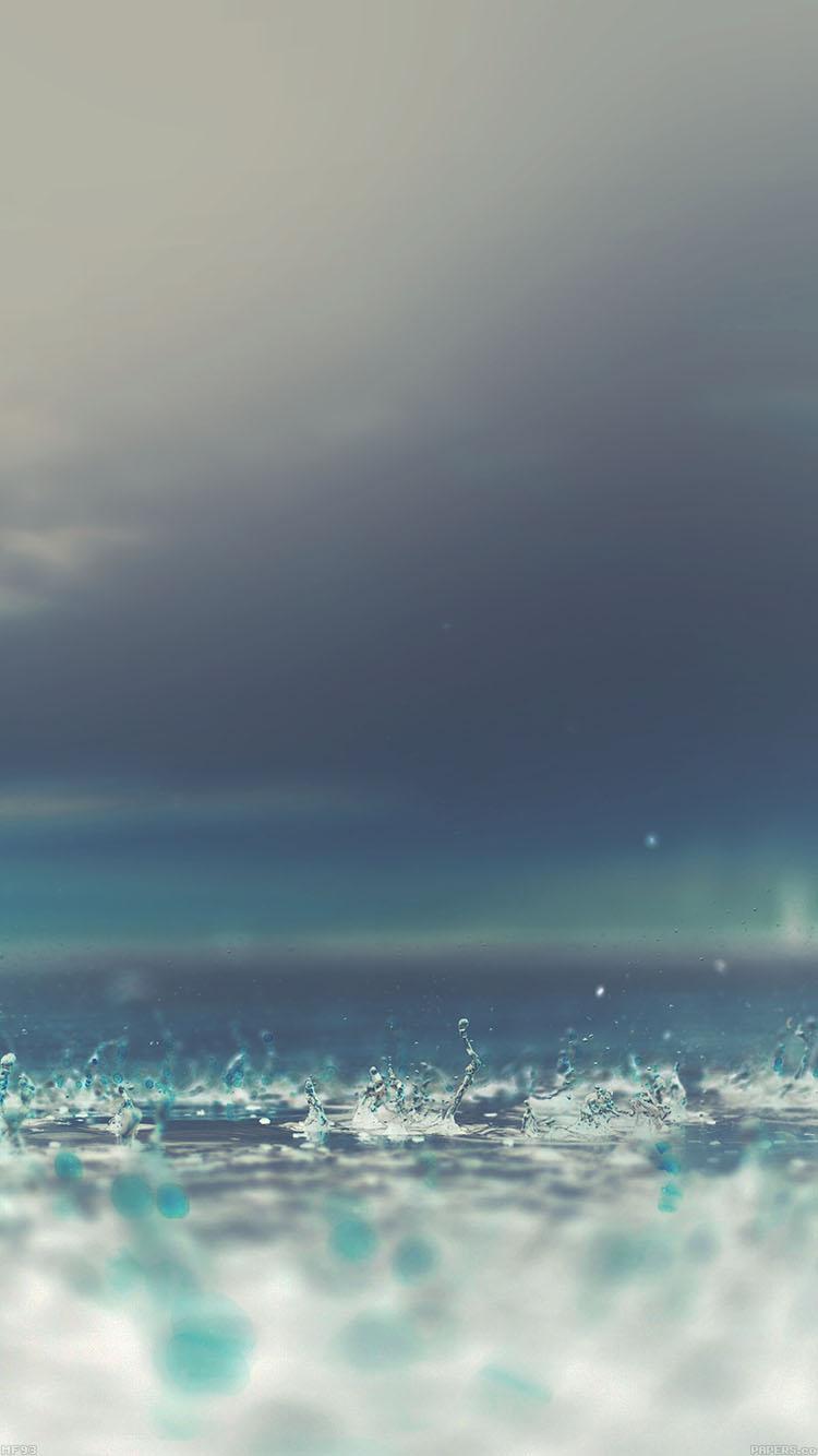 雨音 iPhone6壁紙