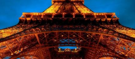 パリのエッフェル塔 Android壁紙