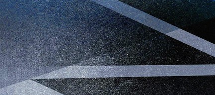 Blue Black iPhone6壁紙