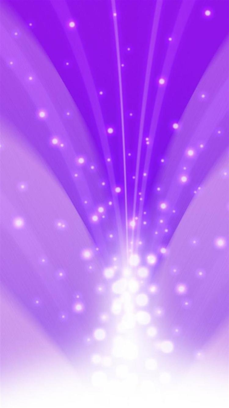紫の背景と光 Iphone6壁紙 Wallpaperbox