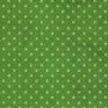 ビンテージ風の緑のドット柄 iPhone6壁紙