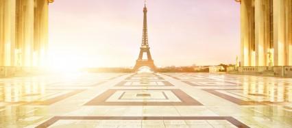パリのエッフェル塔 Android壁紙(2160x1920)
