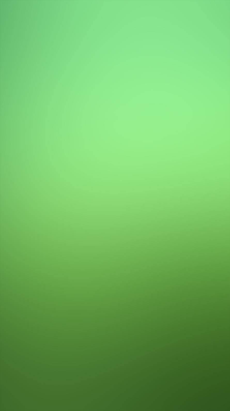 シンプルな緑のグラデーション i...