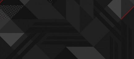 かっこいい黒の三角 iPhone6壁紙