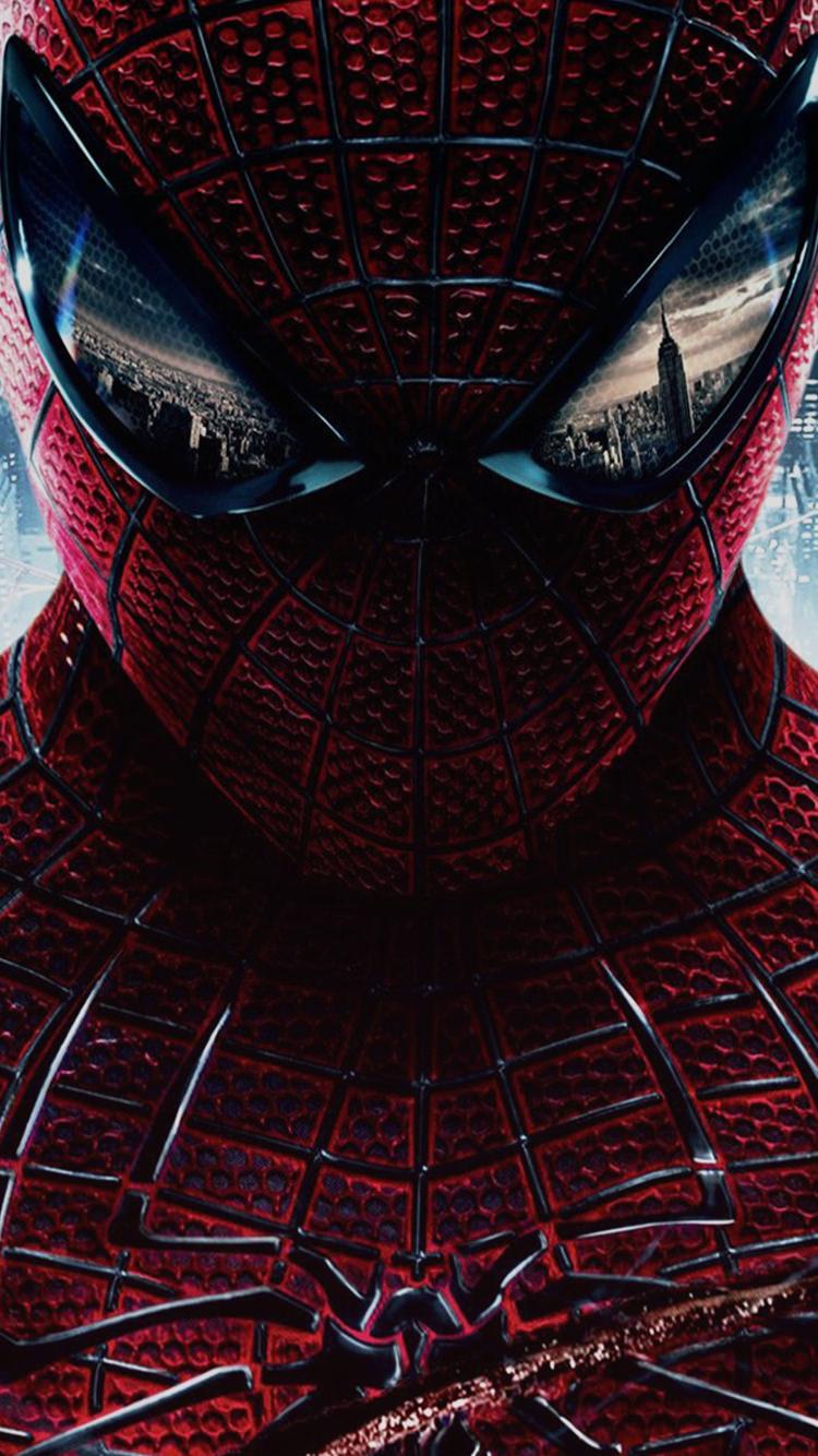 アメイジング・スパイダーマン iPhone6壁紙