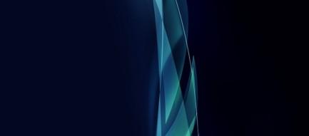 綺麗な緑のライン iPhone6壁紙