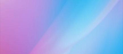 柔らかな虹色のiPhone6壁紙