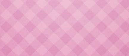 かわいいピンクのチェック iPhone6壁紙