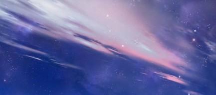 絶景 天の川 iPhone6壁紙