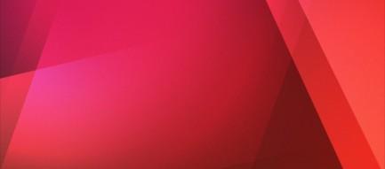 交差する赤 iPhone6壁紙