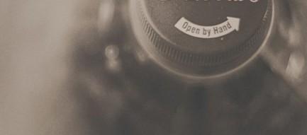 セピア調のコカコーラ iPhone6壁紙