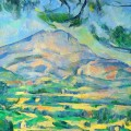 自然 油絵 iPhone6壁紙