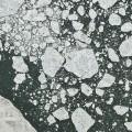 割れた氷 iPhone6壁紙
