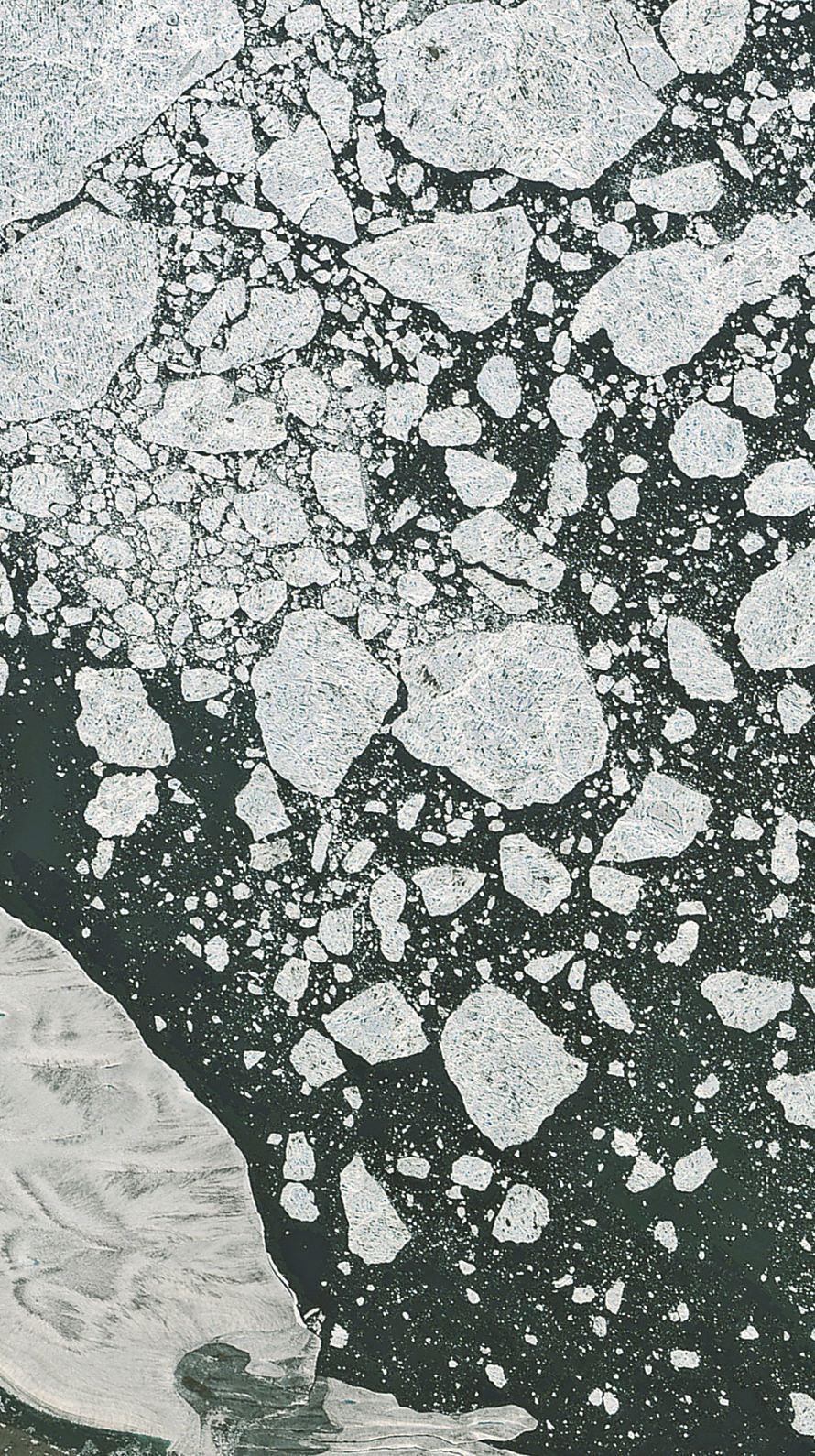 割れた氷 Iphone6壁紙 Wallpaperbox