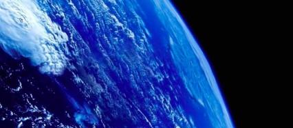 EARTH BLUE PLANET iPhone6壁紙