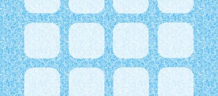 ライトブルー 棚 iPhone6壁紙
