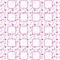 ピンク ハート かわいいiPhone6壁紙