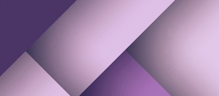 3色の紫のグラデーション iPhone6壁紙