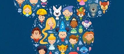 かわいいキャラクター iPhone6壁紙
