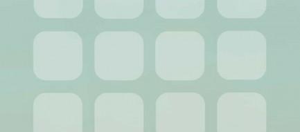 ライトグリーン 棚 iPhone6壁紙