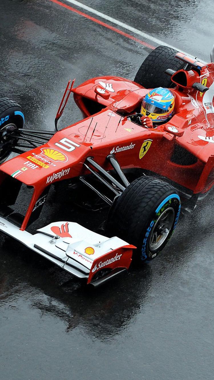 F1 Grand Prix iPhone6壁紙