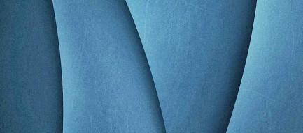 濃い青のうねり iPhone6壁紙
